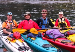 Guided Kayaking