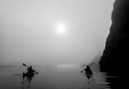 Kayaking Whangaroa