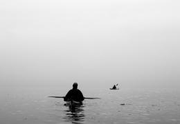 Beautiful Kayaking