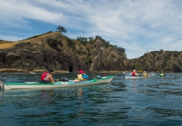 Double Kayaks Bay Of islands