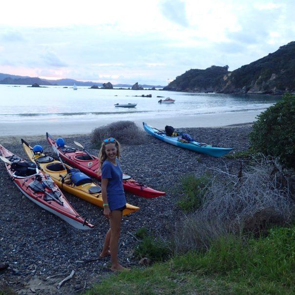 New Zealand Sea Kayaking Adventures Tours