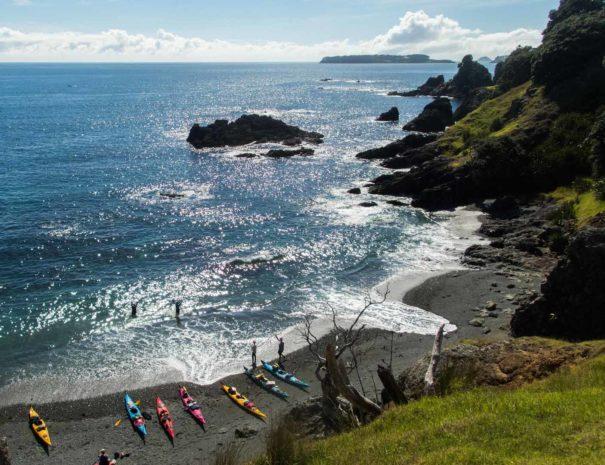 NZ Kayak Tours beautiful New Zealand Tours