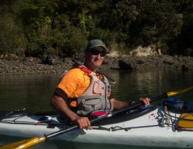 New Zealand Sea Kayaking Adventure
